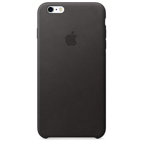 Apple iPhone 6 Plus / 6s Plus Silicone Case - Black