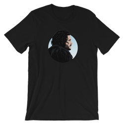 Jon Snow Cotton Tee - Unisex