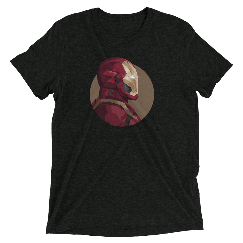 Iron Man Mark 46 Triblend Tee - Unisex