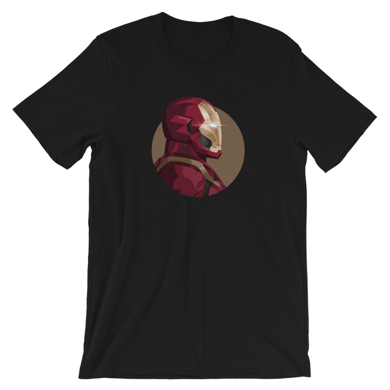 Iron Man Mark 46 Cotton Tee - Unisex