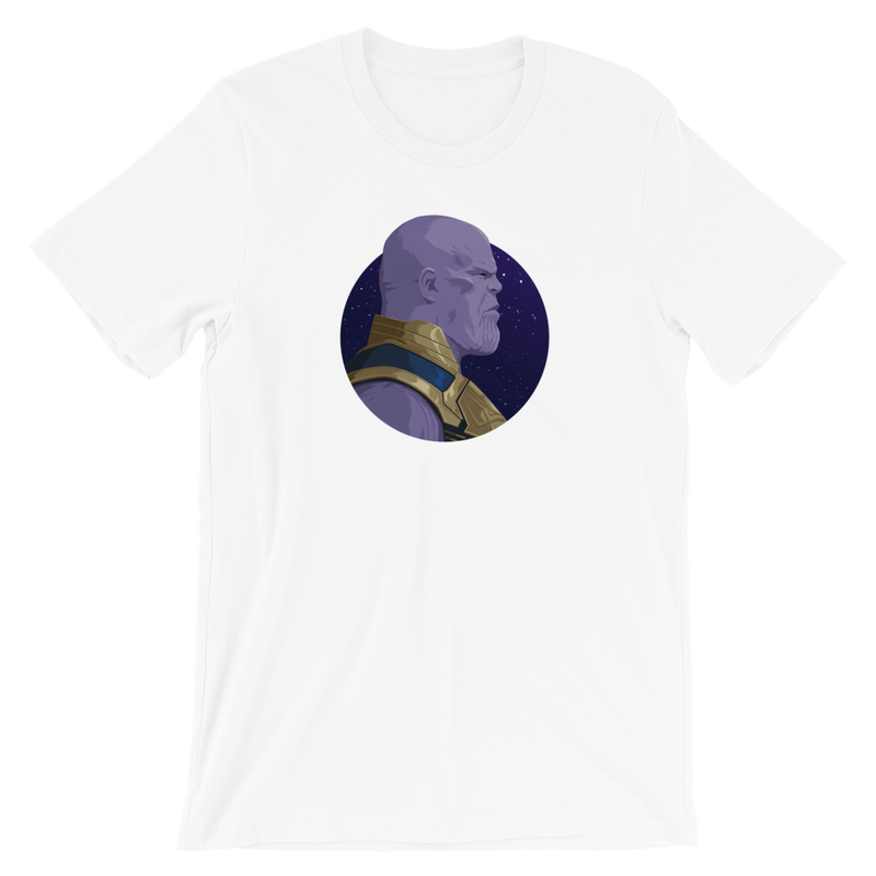 Thanos Cotton Tee - Unisex