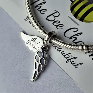 Angel Best Friend Charm 0401