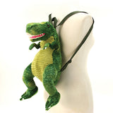 T-rex Dinosaur Plushy Mini Backpack