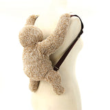 Sloth Plushy Mini Backpack