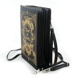 Book Of Spells Clutch & Crossbody Purse