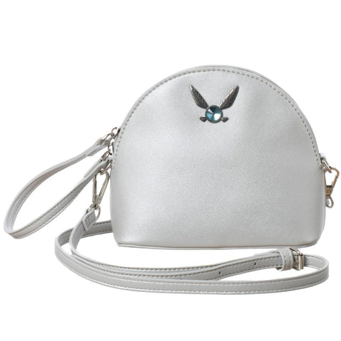 Zelda Navi Domed Shoulder Bag