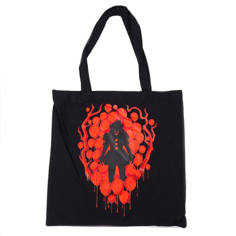 Pennywise Time to Float Canvas Tote