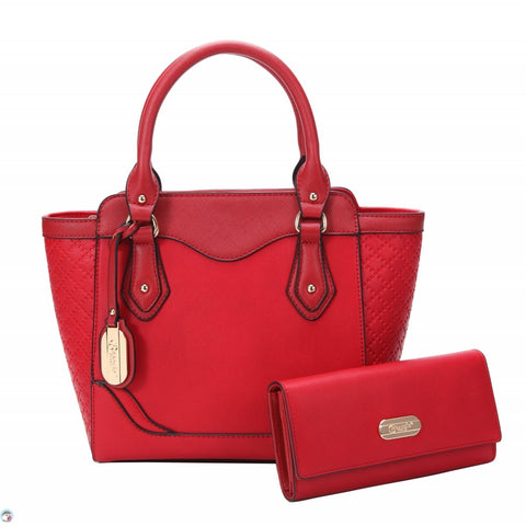 Meggie Small Handbag Red