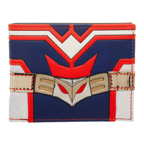 My Hero Academia All Might Bi-fold Wallet
