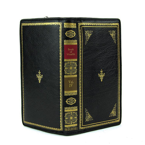 Book Of Wealth Wallet