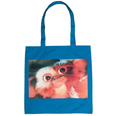 Gremlins Gizmo Image Canvas Tote