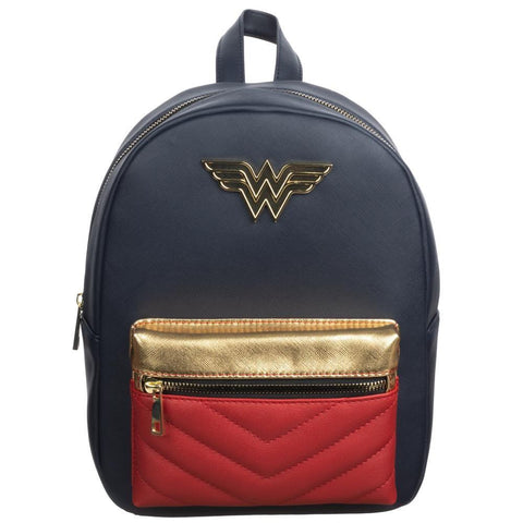 DC Wonder Woman Mini Backpack