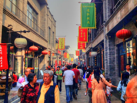 Overcoming Social Anxiety: Daring to trip & learning to waltz in Beijing