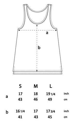 Womens Vest Sizing Guide