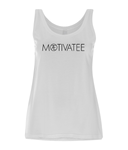 MOTIVATEE Logo Women's Vest - MOTIVATEE