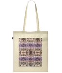 Perspective Dronescape Organic Cotton Classic Shopper Tote - MOTIVATEE