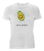 Avocando Full Print Recycled Polyester Classic Tee - MOTIVATEE