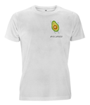 Avocando Print Recycled Polyester Classic Tee - MOTIVATEE