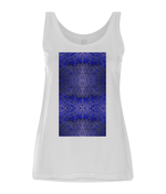Anxiety Neuroimaging Print Women's Vest - MOTIVATEE