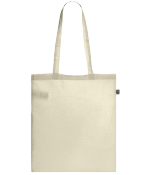 Anxiety Neuroimaging Print Organic Cotton Classic Shopper Tote - MOTIVATEE