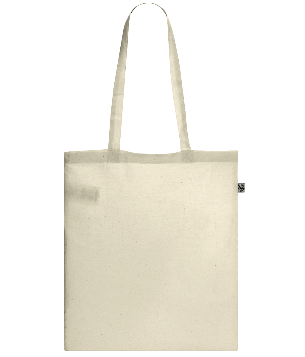 Avocando Organic Cotton Classic Shopper Tote - MOTIVATEE