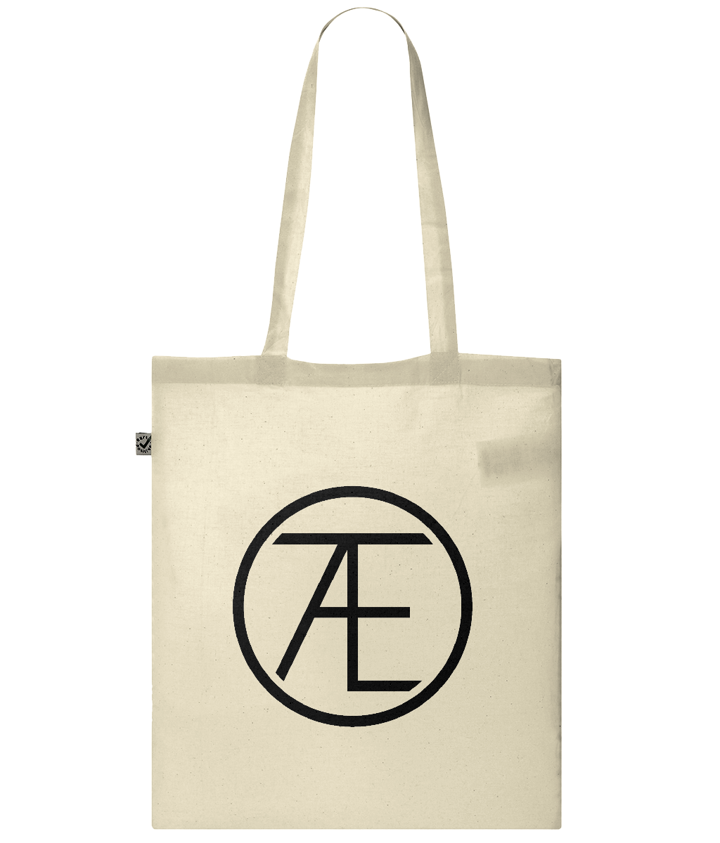 The Anxious Entrepreneur Organic Cotton Tote - MOTIVATEE