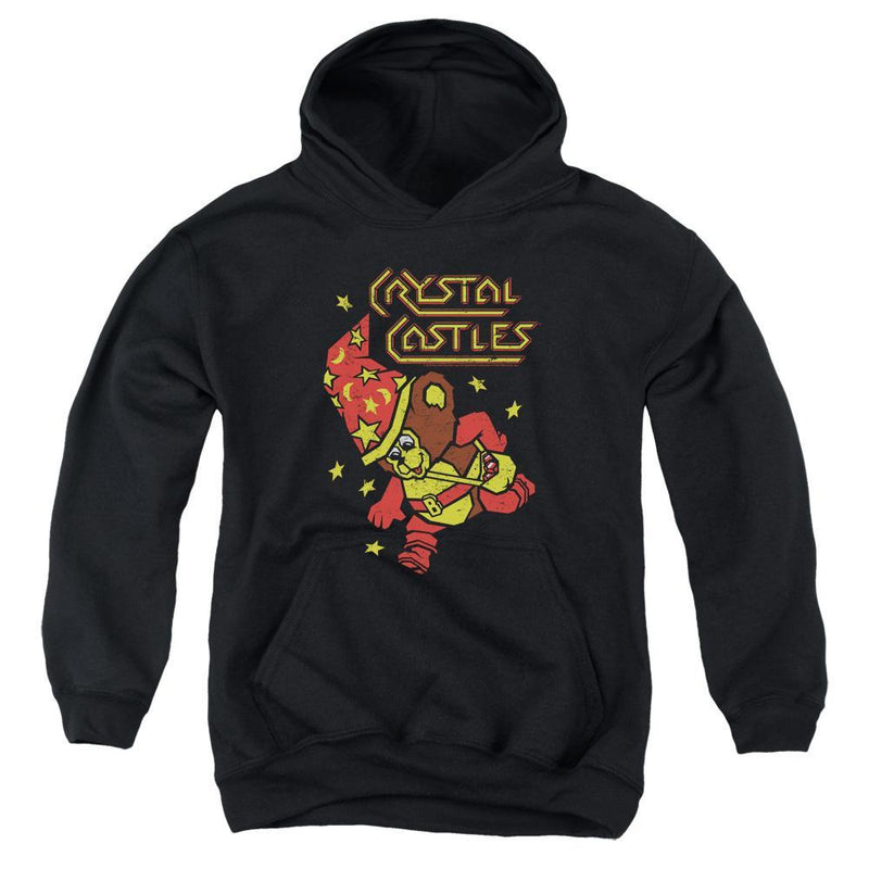 ApparelPop! Youth Pull Over Hoodie Atari - Crystal Bear Youth Pull Over Hoodie