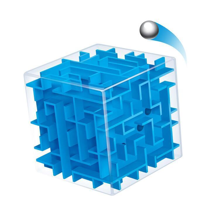 Jubilee Harvest 3D Labyrinth Rolling Puzzle Cube