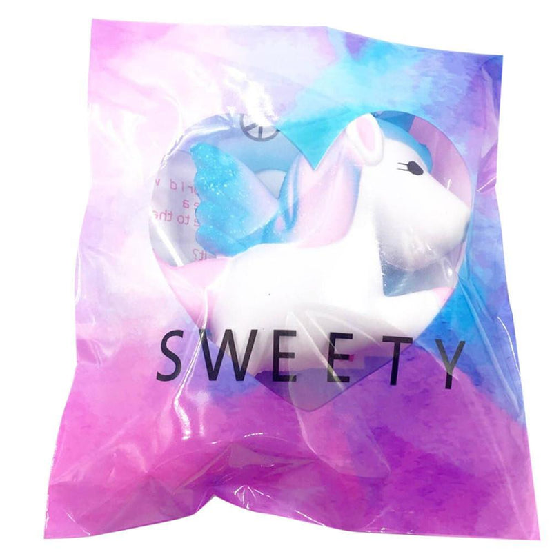 Jubilee Harvest Squishy Unicorn Squishy Scented Charm-Slow Rising