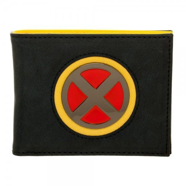 [Low stock products] X-Men Logo Bi-Fold Wallet