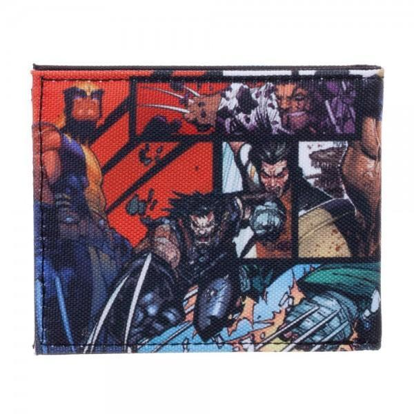 [Low stock products] X-Men Sublimated Bi-Fold Wallet