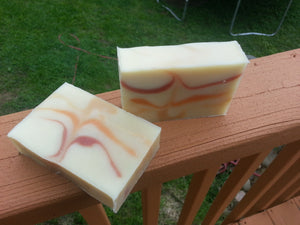 Handmade Soap-Orange Patchouli