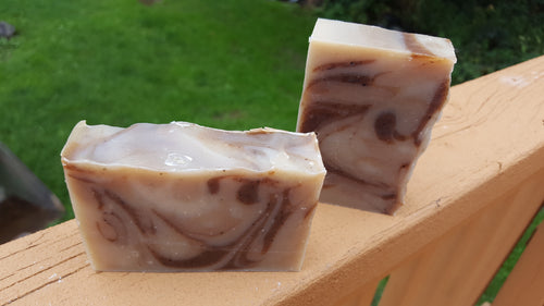 Handmade Soap-Nag Champa (Crystal and Reiki Infused)