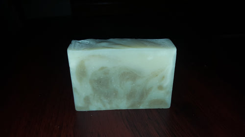 Handmade Soap-Peppermint Patch