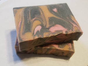 Handmade Soap-Phoenix (Crystal & Reiki infused)