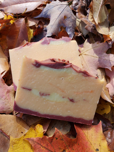 Handmade Soap- Cranberry Orange (Custom Blend)
