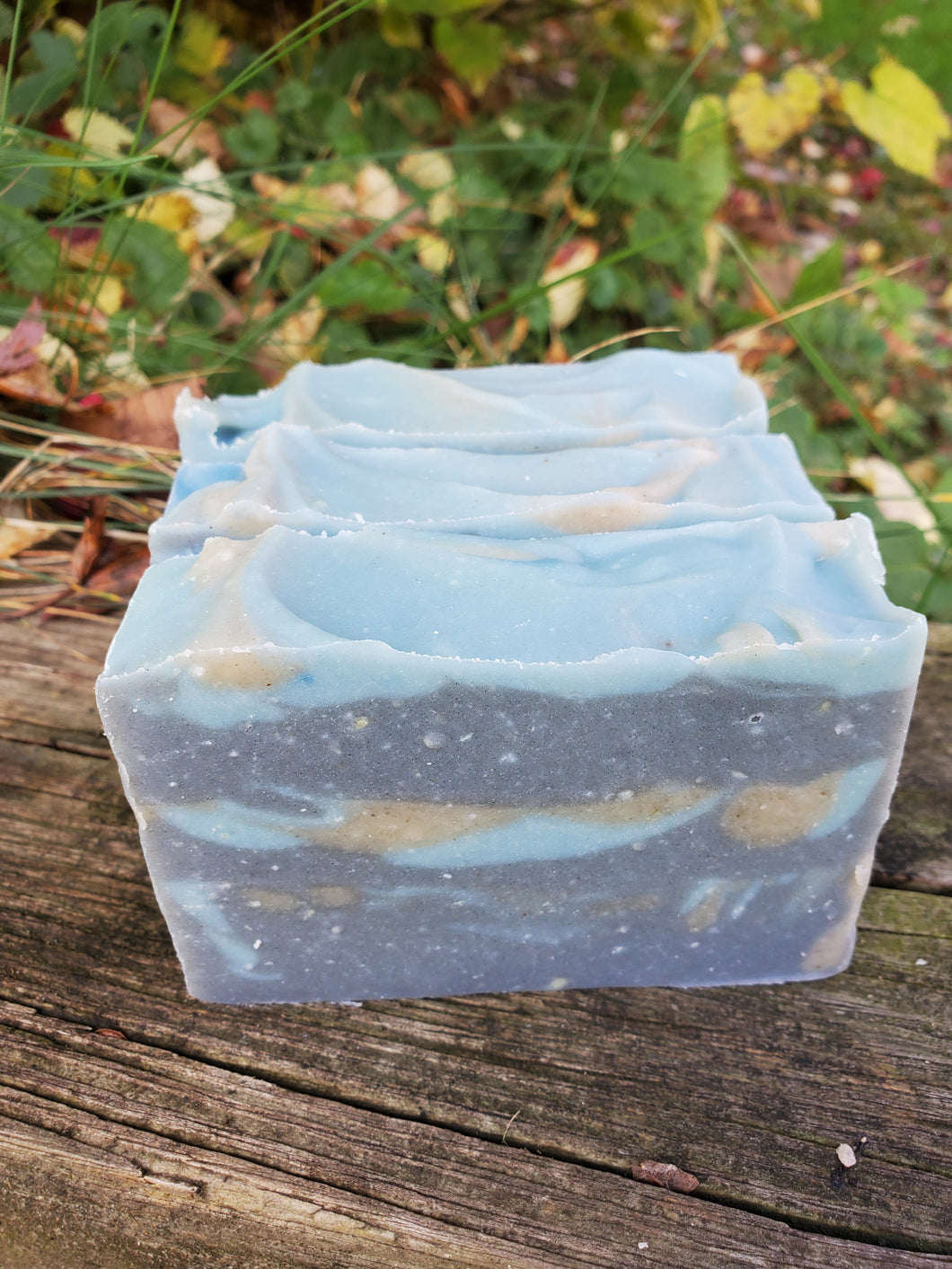 Handmade Soap- Flannel (BBW Type) with Coconut Milk