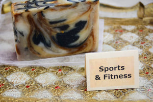 Handmade Soap-Sports & Fitness (custom blend)