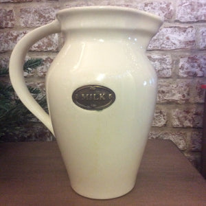 Country Ceramic Milk Jug