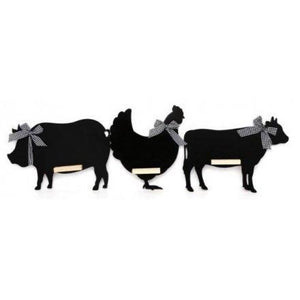 Farmyard Animal Chalkboard
