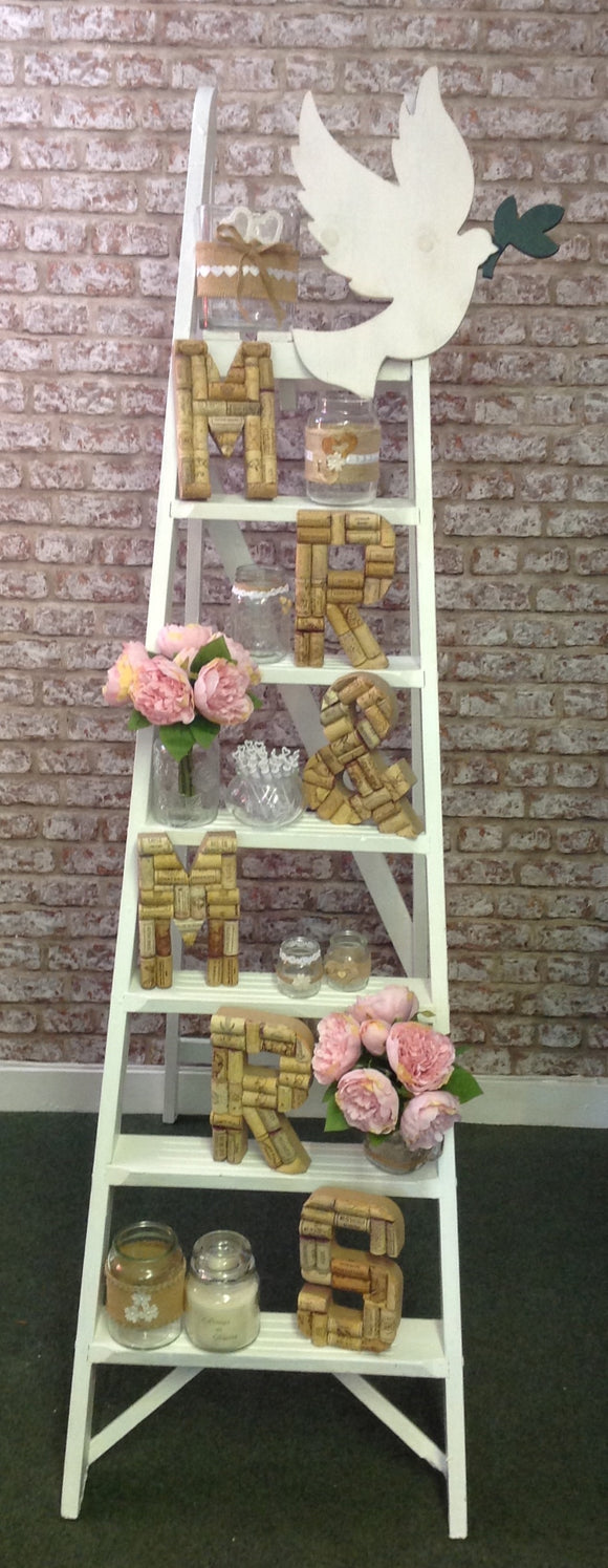 Wedding Ladder To Hire