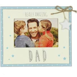 Really Amazing Dad Photo Frame
