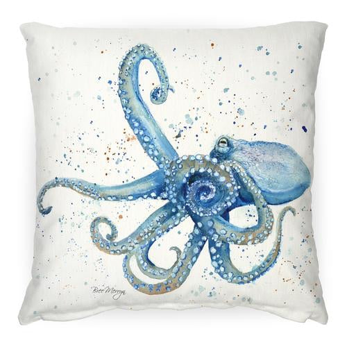 Octavia Octopus Cushion