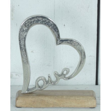Love Heart Ornament