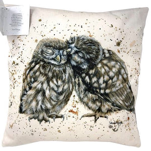 Posh And Pecks Cushion