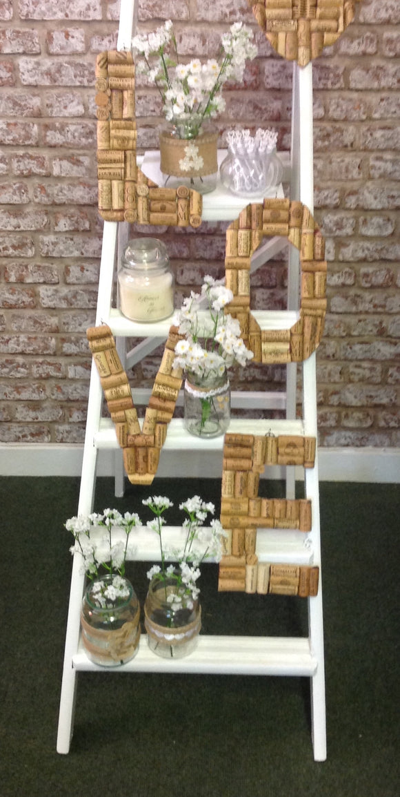 Small Wedding Ladder To Hire
