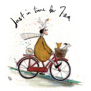 Just In Time For Tea Sam Toft
