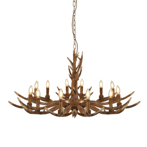 Stag 12 Light Ceiling Pendant