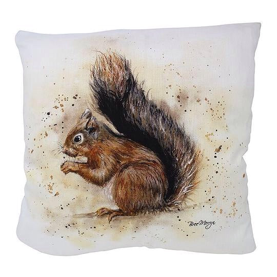 Sunny The Squirrel Cushion