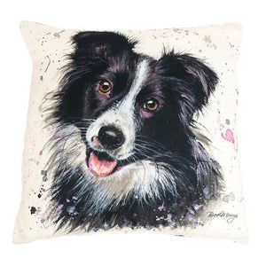 Shelia Sheep Dog Cushion